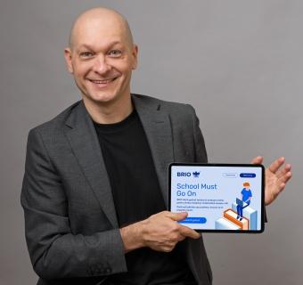 Dragoș Iliescu, expert în testare: Educația online la noi este complet rudimentară